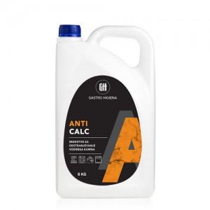 Sredstvo za odstranjevanje vodnega kamna Anti Calc 6