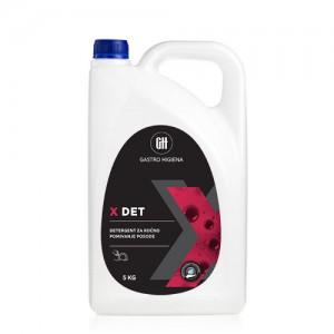 Detergent za ročno pomivanje posode X DET 5