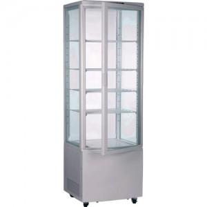 Hladilna vitrina MW235-W/S BELA