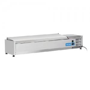 Namizna hladilna vitrina VRX 14/33S/S