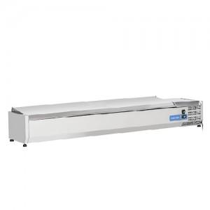 Namizna hladilna vitrina VRX 18/33S/S