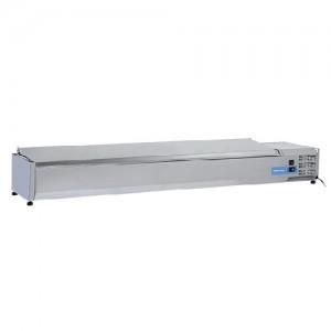 Namizna hladilna vitrina VRX 20/38S/S