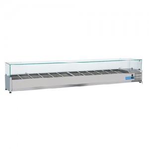 Namizna hladilna vitrina VRX 25/38