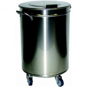 Inox koš za smeti IP0001