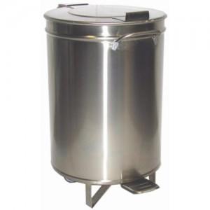 Inox koš za smeti IP0004