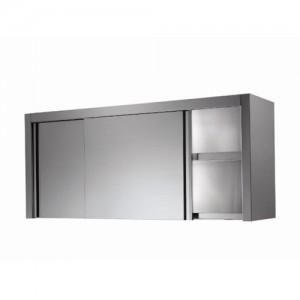 Stenska omarica z drsnimi vrati