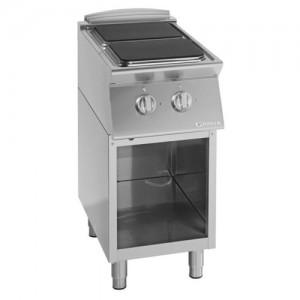 Električni štedilnik UNIKA 700 s kuhalnimi ploščami CE72QG