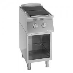 Električni štedilnik s kuhalnimi ploščami UNIKA 900 CE92QG
