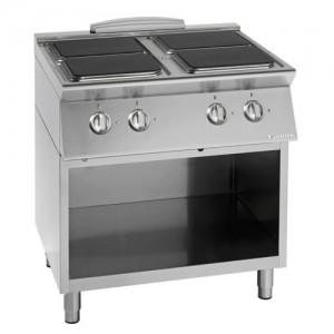 Električni štedilnik s kuhalnimi ploščami UNIKA 900 CE94QG